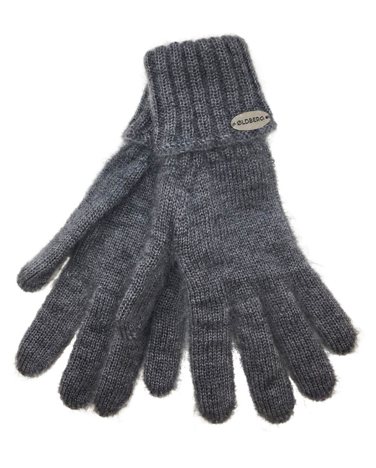 mohair gloves