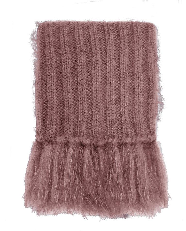 scarf fringes