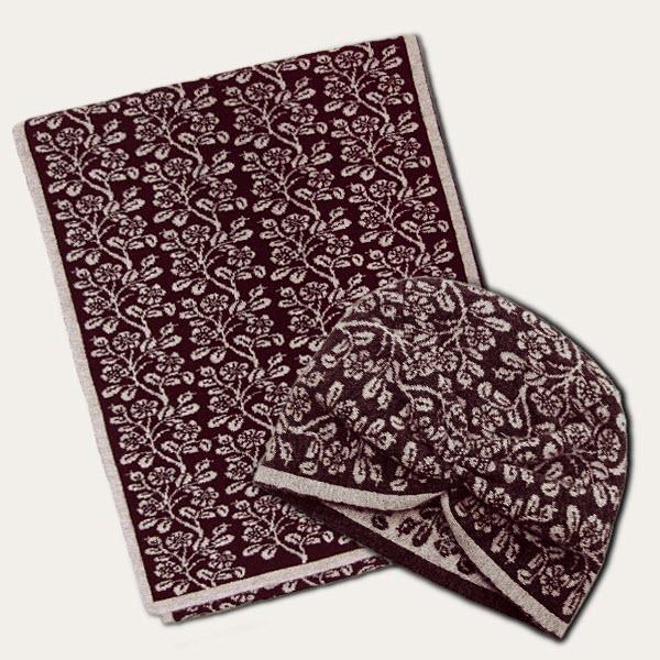 bicolor turban kit